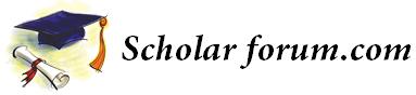 Scholar Forum